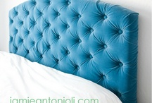 headboards / I am looking for headboard ideas for a few bedrooms in my home.   / by Linda Siebach
