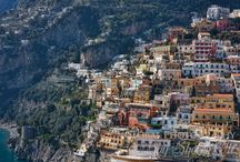 Amalfi coast / by Calogero Mira (CMTravelAnd)
