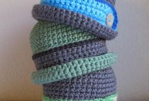 Crochet Hat & Scarves / by Sunshine Lotus