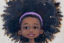 There's Something About African-American Artwork / by Hadiya Kita-Bradshaw