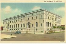 Libraries / Saint Paul Public Libraries / by St Paul Public Library