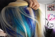 Hair Ideas / I'm always wanting to change my hair to crazy things! / by Olivia McCullough