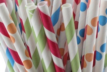 Paper Straws / by Beautiful Revelry