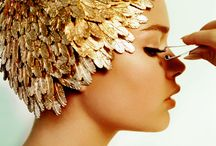 Gilded Gals / Everything that is Golden and Glitz!  / by b-glowing