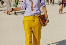 Fashion inspiration  / by Jennie Fresa