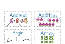 Awesome Arithmetic Resources / by Braidi Fredrickson