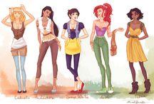 Disney!!! / by Kiki Woods