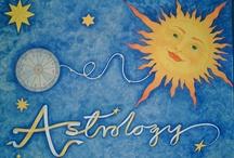 Zodiac and Tarot Art / by Pamela McGrath-Solomon