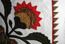 Quilting the Quilt / by Maria Elkins