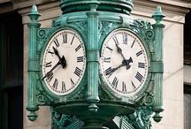 Clocks/watches / by Kimberly Nicholson