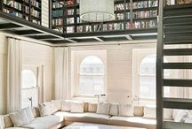 Books = Happy / Books, Shelves, Libraries, nooks, reading windows, reading cubby, bookshelves, built-ins / by Heather Truhan