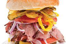 Sandwich  / by Maya L. Smith