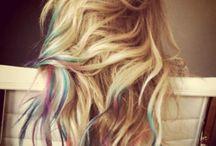 Hair stuff / by Samantha Bert