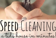 Cleaning / by Courtney Snider