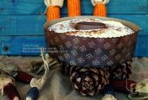 Receitas & Recipes - Bolos & Tartes & Cakes & Pies / Receitas  / by Ana Margarida