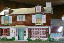 Doll Houses / by Michelle Ballmer Kepke