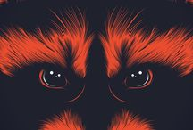 Raccoons / by Галинка Калашник