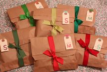 Packaging Ideas / Packaging ideas for holidays/birthdays/celebrations. If I am infringing on anyone's copyright license please let me know and I will remove the photograph immediately. / by NewfandHound