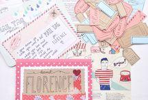 PenPal/Planner / Cute letters, mail ideas & planners / by Jeni Peragine