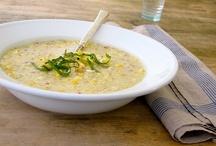 soup's on! / by Ashley Gaddy