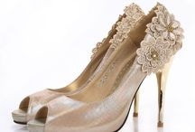 And we shall walk together hand and hand / Wedding shoe ideas / by Bethany Moore