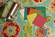 Craft room inspiration ideas / by Alicia Demmitt