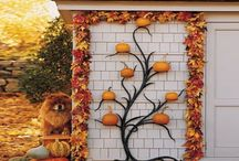 fall decorating ideaas / by Tracy Colby