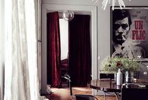 Interiors: Dining / Beautiful and inspirational dining room spaces and dining room settings / by Life in Sketch