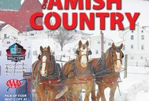 TRAVELHOST of Ohio's Amish Country / #1 Travel & Destination Magazine for Ohio's Amish Country / by TravelHost
