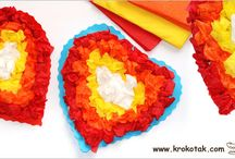 craft - tissue paper / by Кrокотак