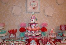 Childrens Party Idea's / Cute Ideas and Themes for your Child's Birthdays!   / by The Epilepsy Warriors Foundation