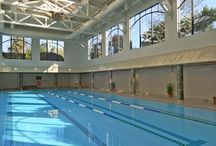 Victoria Athletic Club / Located inside the Hotel Grand Pacific in downtown Victoria, BC, the Victoria Athletic Club has been serving residents and visitors for over 20 years. Complete with a 25m Lap Pool, sauna, steamroom & hot tub, Cardio and Strength Machines, Squash Court, and Fitness Studio. / by Hotel Grand Pacific
