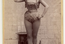 Exotic Dancers, 1890s and Women of the 1900s / by Linda Goss