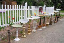 Yard and Garden / by Primitive Folk Artist Sue Corlett