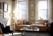Living Area / by Kristin Gansor