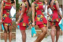 African wardrobe / by Afua Nyarko