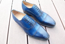 Color and Patina / by Bespoke Shoemakers