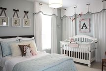 guest room nursery / by Jessica Srinivasan