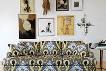 mixing patterns / by Melaine Bennett Thompson