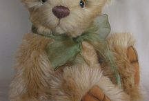 teddy bears to sew / by Ingrid Keller