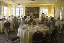 Pavilion Room Layouts / See how the event room at the Pavilion at Belmont can be set up for your special event.  / by Gari Melchers Home & Studio
