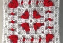 Hearts and Flowers / Two of my favorite things - and a collection of pattern links to go along with them / by Lisa Anderson