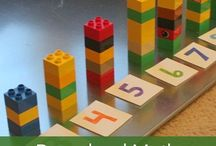 Preschool Math Activities / by Mallory Valade