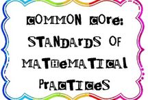 Math Common Core / by Krystal Russo