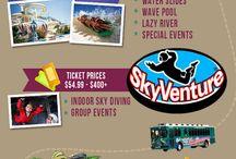 Orlando Entertainment on International Drive / by Rosen Hotels & Resorts Orlando, Florida