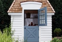 Garden Storage, Sheds, Green Houses / DIY Storage, Organization, Sheds, Green Houses / by Christine Sinclair