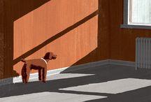 Illustration inspiration  / by Matthew Sporzynski