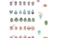 fingerprint art / by Robin Smith