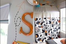 kids aviation room ideas / by Carla Guevara