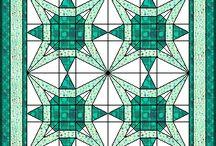 Quilt blocks / by Carol Kirkwood